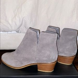 Cole Haan -Chelsea Ankle Suede Bootie